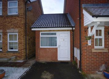 Thumbnail Studio to rent in Wraysbury Close, Leagrave, Luton