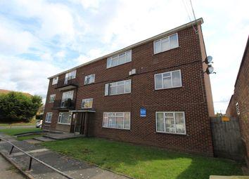 Thumbnail 2 bedroom flat for sale in Stirling Close, Rainham