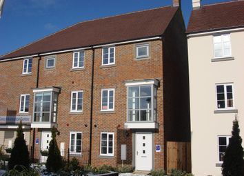 Thumbnail 4 bed town house to rent in Appleton Drive, Basingstoke