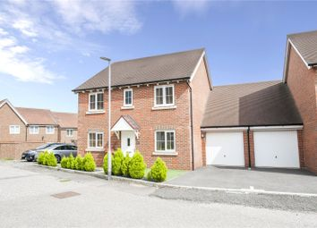 Thumbnail 4 bed detached house for sale in Leigh Road, Sittingbourne, Kent