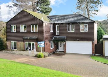 Thumbnail 5 bed detached house to rent in The Buchan, Camberley