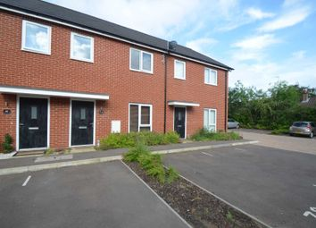 Thumbnail 3 bed terraced house for sale in Bowling Green Close, Bletchley, Milton Keynes