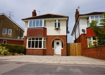 Thumbnail 3 bed detached house for sale in Hull Road, York