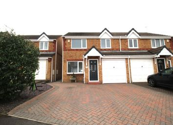 Thumbnail 3 bed semi-detached house for sale in Rannoch Close, Wardley, Gateshead