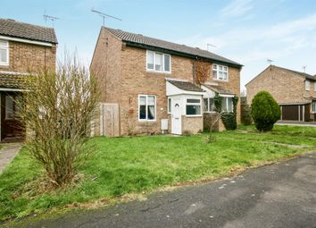 Thumbnail Semi-detached house for sale in Northfield Park, Soham, Ely