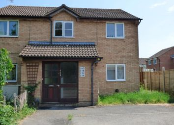 Thumbnail 1 bedroom flat to rent in Lower Meadow, Quedgeley, Gloucester