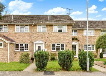Thumbnail 3 bedroom terraced house to rent in Church Road, Owlsmoor, Sandhurst, Berkshire