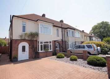 Thumbnail 3 bed end terrace house for sale in Wicor Mill Lane, Portchester, Fareham