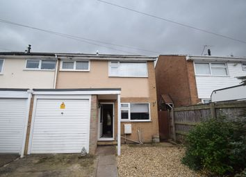 Thumbnail 3 bed semi-detached house to rent in Vineyard Road, Newport