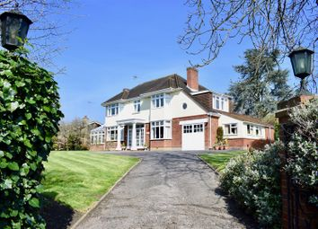 Thumbnail 4 bed detached house for sale in South View Road, Ashtead