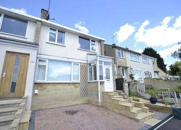 Thumbnail 4 bed terraced house for sale in Purlewent Drive, Bath