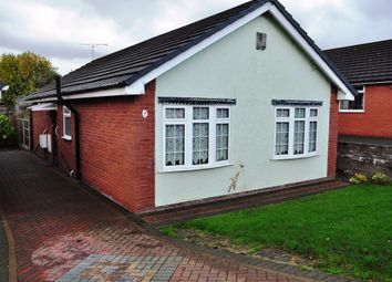 Thumbnail 2 bed detached bungalow for sale in Rhodfa Helyg, Leeswood, Mold