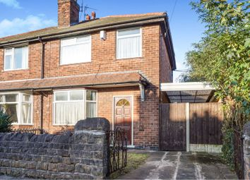 3 bed semi-detached house for sale in Princess Avenue, Beeston, Nottingham NG9