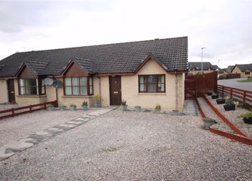 Thumbnail 3 bed semi-detached bungalow for sale in Brickfield, Craigellachie, Aberlour