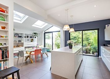 Thumbnail 5 bed terraced house for sale in Talbot Road, London