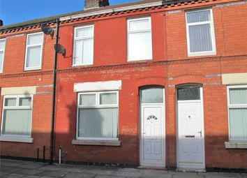 Thumbnail 2 bedroom terraced house for sale in Chesterton Street, Garston, Liverpool, Merseyside