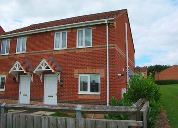 Thumbnail 3 bed semi-detached house to rent in Merlin Court, Newton Aycliffe