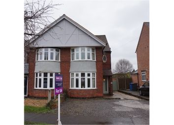 Thumbnail 3 bed semi-detached house for sale in Royal Hill Road, Spondon