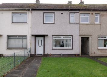 Thumbnail 2 bed terraced house for sale in Auchenharvie Rd, Saltcoats