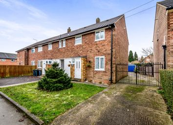 Thumbnail 3 bedroom end terrace house for sale in Wigmore Lane, Luton