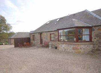 Thumbnail 3 bed semi-detached bungalow to rent in Kinwhirrie Cottage, East Kinwhirrie, Kirriemuir