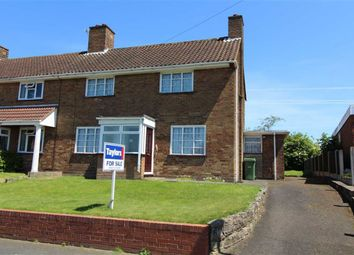 Thumbnail 3 bedroom semi-detached house for sale in The Ridgeway, Sedgley, Dudley
