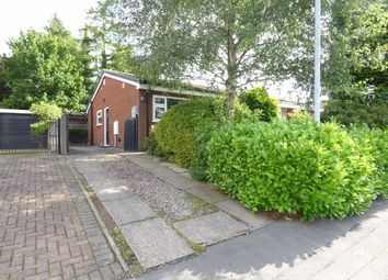 Thumbnail 2 bed semi-detached bungalow for sale in Dylan Road, Longton, Stoke-On-Trent