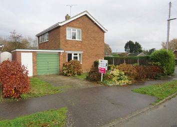 Thumbnail 3 bed detached house for sale in Cathedral Drive, North Elmham, Dereham