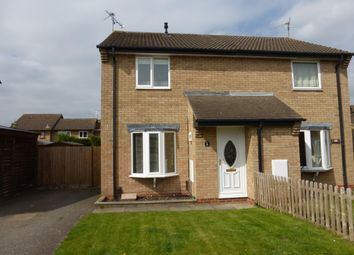 Thumbnail 3 bedroom property to rent in Elm Close, Yaxley, Peterborough