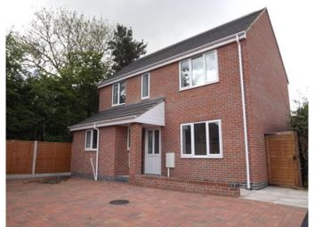 Thumbnail 3 bedroom detached house for sale in Cross Close Walk, Littleover