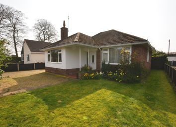 Thumbnail 3 bed detached bungalow for sale in Grove Gardens, Market Drayton