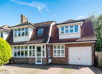 Thumbnail 5 bed semi-detached house for sale in Ballards Way, South Croydon