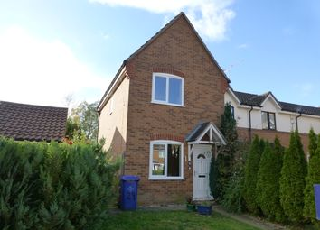 Thumbnail 2 bed end terrace house to rent in Durham Close, Bury St. Edmunds