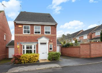 Thumbnail 3 bedroom property for sale in Rayner Drive, Arborfield, Reading
