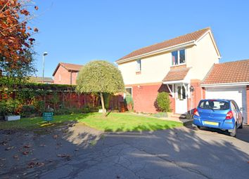 Thumbnail 3 bedroom detached house for sale in Barley Close, Culllompton