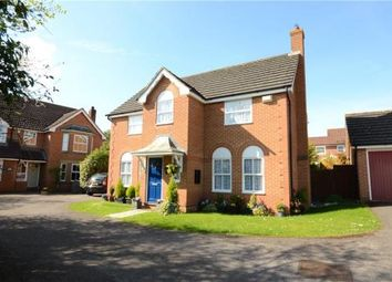 Thumbnail 4 bedroom detached house for sale in Jigs Lane South, Warfield, Berkshire