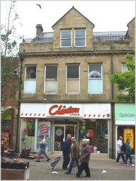 Thumbnail Retail premises to let in Middle Street, Consett