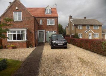 Thumbnail 4 bed detached house for sale in Station Road, Beckingham, Doncaster