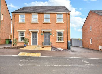 Thumbnail 2 bed semi-detached house for sale in Abbots Gate, Lydney, Gloucestershire