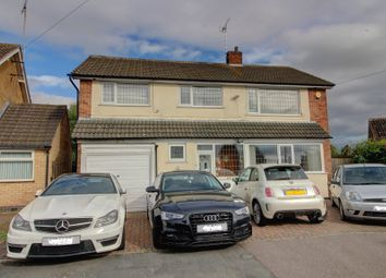 4 bed detached house for sale in Glen Way, Oadby, Leicester LE2