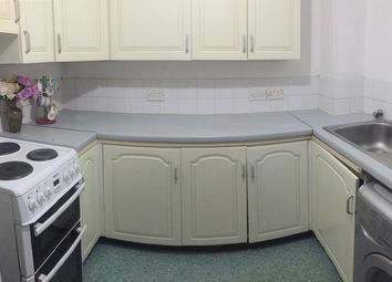 Thumbnail 2 bed flat to rent in Huddlestone Close, London