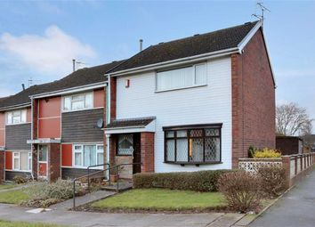 Thumbnail End terrace house for sale in Holmesfield Walk, Longton, Stoke-On-Trent