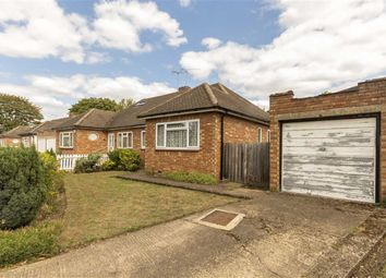 Thumbnail 2 bed bungalow for sale in Latham Close, Twickenham