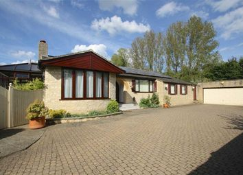 Thumbnail 5 bed detached bungalow for sale in Foxhill Lane, Souldern, Oxfordshire