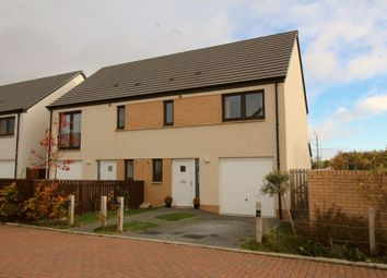 Thumbnail 3 bed semi-detached house for sale in Oaklands Square, Edinburgh