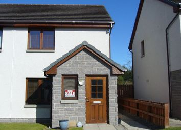 Thumbnail 2 bed semi-detached house for sale in Culduthel Avenue, Culduthel, Inverness