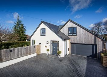 Thumbnail 4 bed detached house for sale in Station Road, Backwell, Bristol