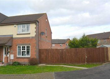 Thumbnail 3 bed end terrace house for sale in Kestrel Gardens, Quedgeley, Gloucester