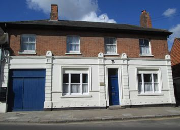 Thumbnail 4 bedroom end terrace house to rent in High Street, Hungerford
