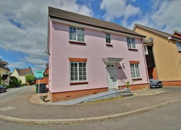 Thumbnail 4 bed detached house for sale in Wild Boar Field, Braintree